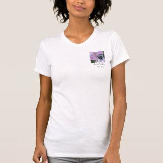 Jenny el barro amasado - club de fans camiseta