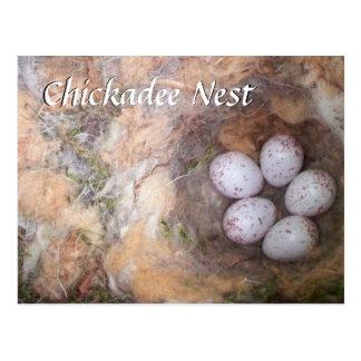 Jerarquía del Chickadee Postal