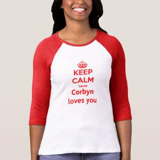 Jeremy Corbyn Camiseta