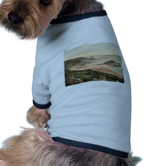 Jersey, bahía de Portelet, I, Islas del Canal, Ing Ropa Para Mascota