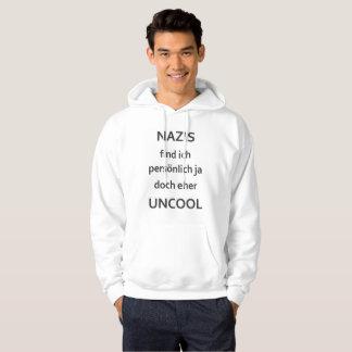 Jersey de declaración nazi UNCOOL Hoodie