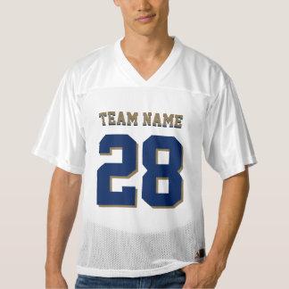 Jersey de equipo de deportes del fútbol de los