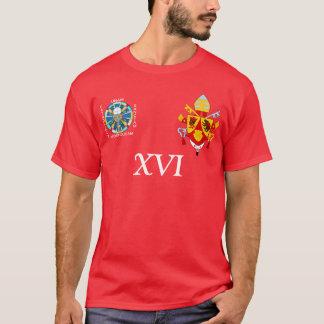 Jersey de fútbol de Benedicto XVI
