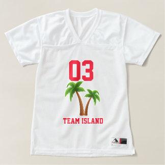 Jersey de la isla del equipo