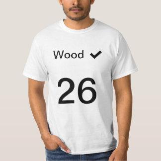 Jersey de madera de la capilla #26