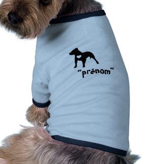 Jersey perro 1 - DesignAddictAnimalPhoto Camisa De Mascota