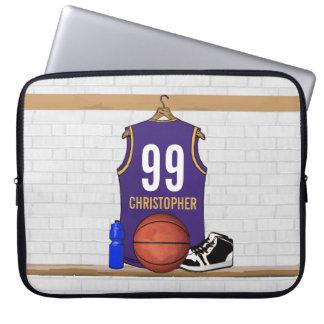 Jersey personalizado del baloncesto (PÁGINA) Mangas Portátiles