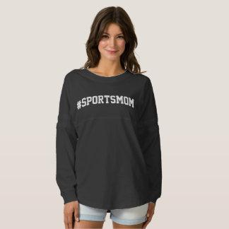 Jersey Spirit #Sportsmom