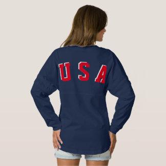 Jersey Spirit Su personalizado los E.E.U.U.