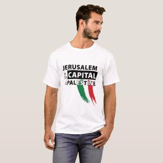 Jerusalén es la capital de la camiseta de