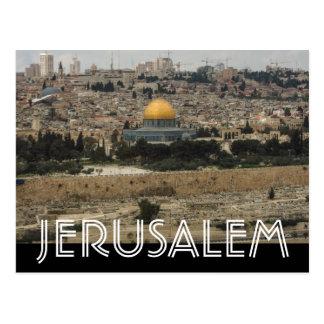 Jerusalén Tarjetas Postales