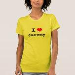(Jessica) Jeremy: Un tributo en paño Camiseta