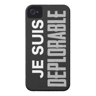 JeSuisDeplorable Carcasa Para iPhone 4 De Case-Mate