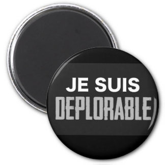 JeSuisDeplorable Imanes