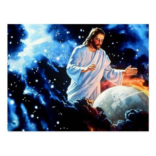 Jesús-Amor--Mundo Tarjetas Postales