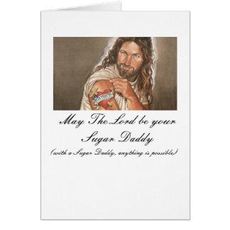 Jesus-art-007, mayo el señor sea su amante tarjeta