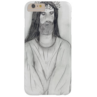 Jesús con túnica funda barely there iPhone 6 plus