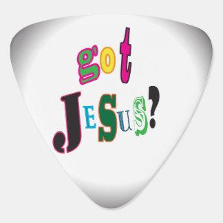 ¿Jesús conseguido? Plectro