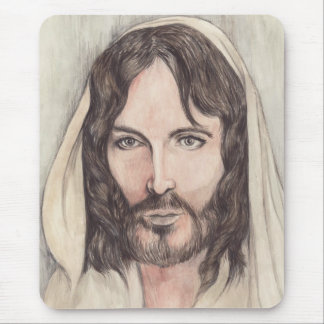 Jesús de Nazaret Alfombrilla De Ratón