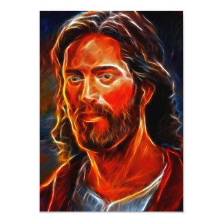 Jesús de Nazaret Invitación 12,7 X 17,8 Cm