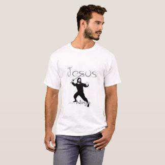 Jesús era una camiseta 4 de Ninja