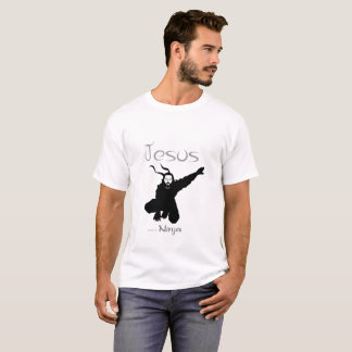Jesús era una camiseta 5 de Ninja
