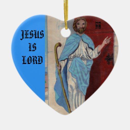 JESÚS ES ornamento del SEÑOR Ornato