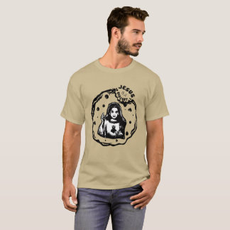 ¡Jesús es una galleta! Camiseta
