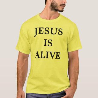 JESÚS ESTÁ VIVO CAMISETA