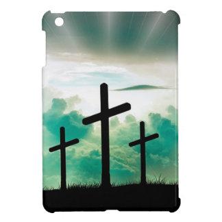 Jesús ha subido (tres cruces)