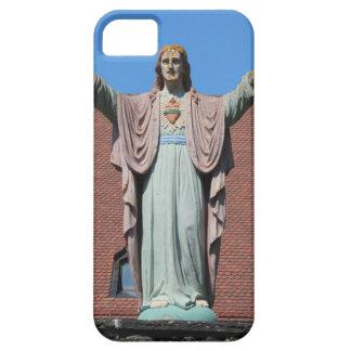 Jesús iglesia La Roche FR Suisse iPhone 5 Case-Mate Coberturas