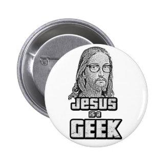 Jesús is a geek pins