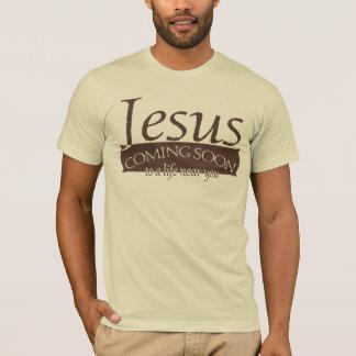 Jesús que viene pronto camisa