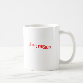 Jesús Saves GIF Tazas De Café