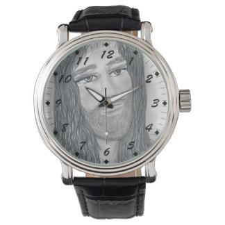 Jesús sereno reloj