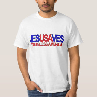JESUSAVES CAMISETA