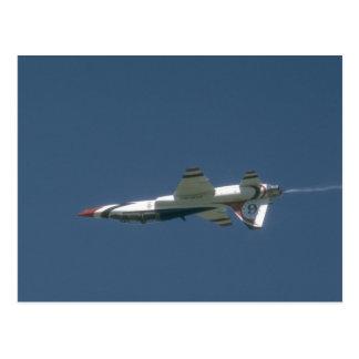 Jet de Thunderbird T-38 upside-down Postal
