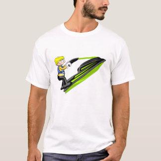 Jet ski fan camiseta
