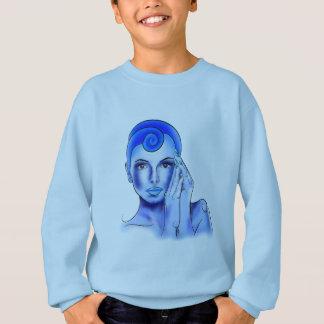 Jewellisina V1 - tesoro azul Sudadera
