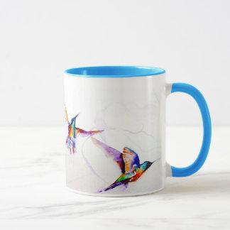 """""""Jewels en vuelo"""" el colibrí Taza"""
