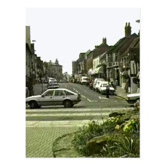 jGibney 1986 de la calle de Stratford-sobre-Avon Postal