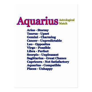 jGibney astrológico del partido del acuario El Postal