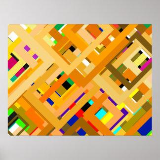 jGibney de 107 capítulos del color los regalos de Póster