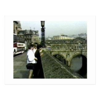 jGibney de Inglaterra 1986 snap11240a del baño El Postal