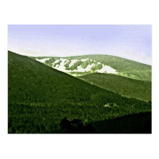 jGibney de las montañas snap-36466a3 de Escocia Postal