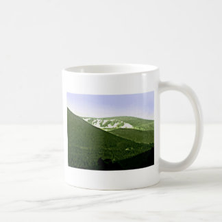 jGibney de las montañas snap-36466a3 de Escocia Taza