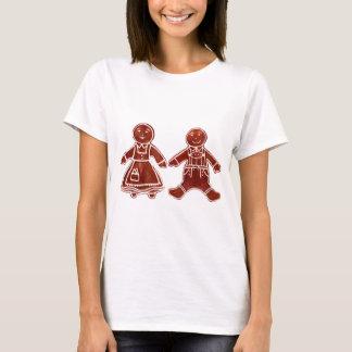 jGibney de los niños 2 del pan de jengibre El Camiseta