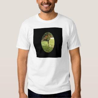 jGibney de los rosas del jardín de Camiseta
