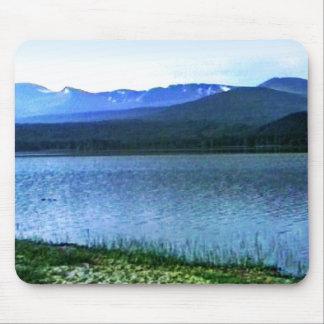 jGibney del arte -36909a1 de las montañas de Alfombrilla De Ratón