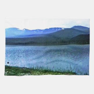 jGibney del arte -36909a1 de las montañas de Toalla